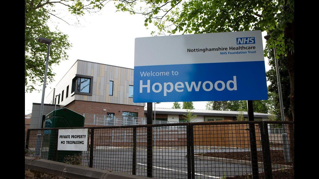 Hopewood CAHMS - Front